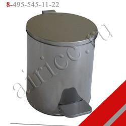 Ведро для мусора (7л)+педаль